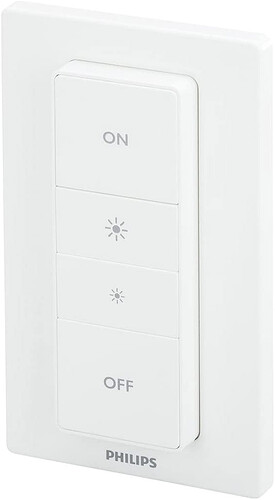 Hue Dimmer Switch