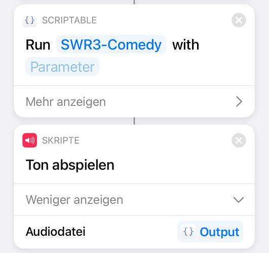 SWR3ComedyShortcut