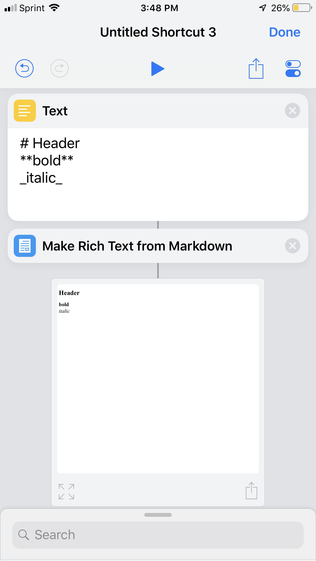 Render HTML/Markdown Text - Automators Talk